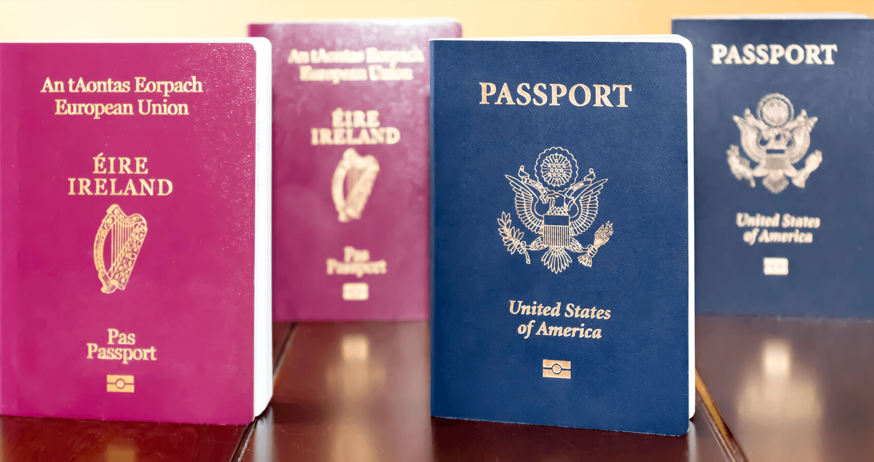 Looking For a Second Passport?  As the American passport loses prestige, some are looking to other countries. By Ashlea Halpern