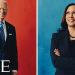 Biden, Harris Named TIME's 2020 'Person Of The Year'