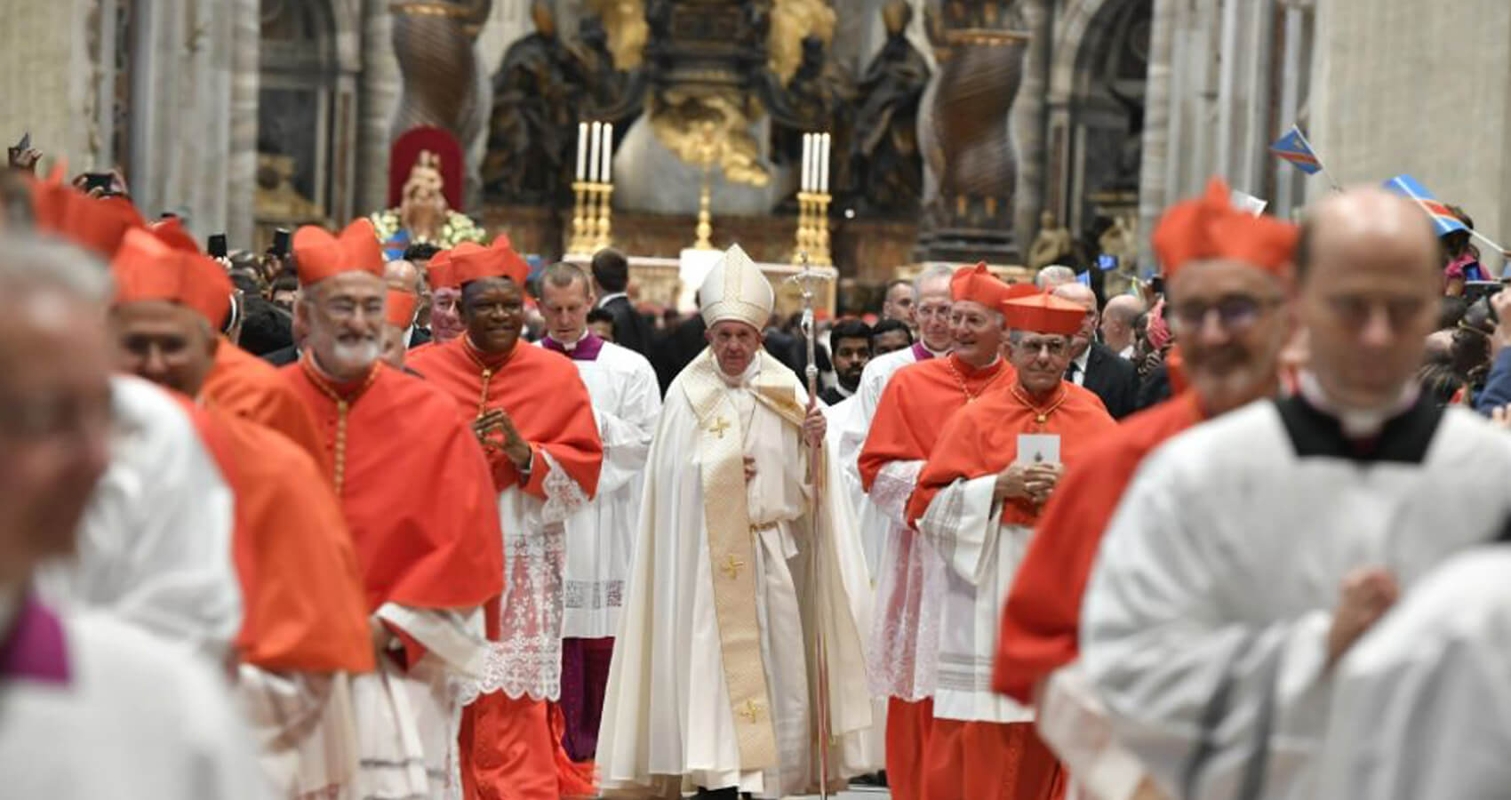 Pope Francis Makes the College of Cardinals More Universal