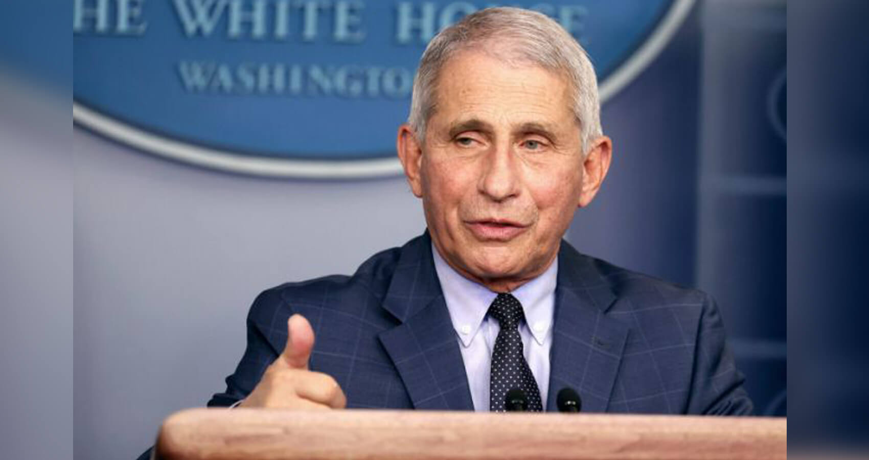Fauci Warns, US May See 'Surge Upon Surge' Of Virus In Weeks Ahead