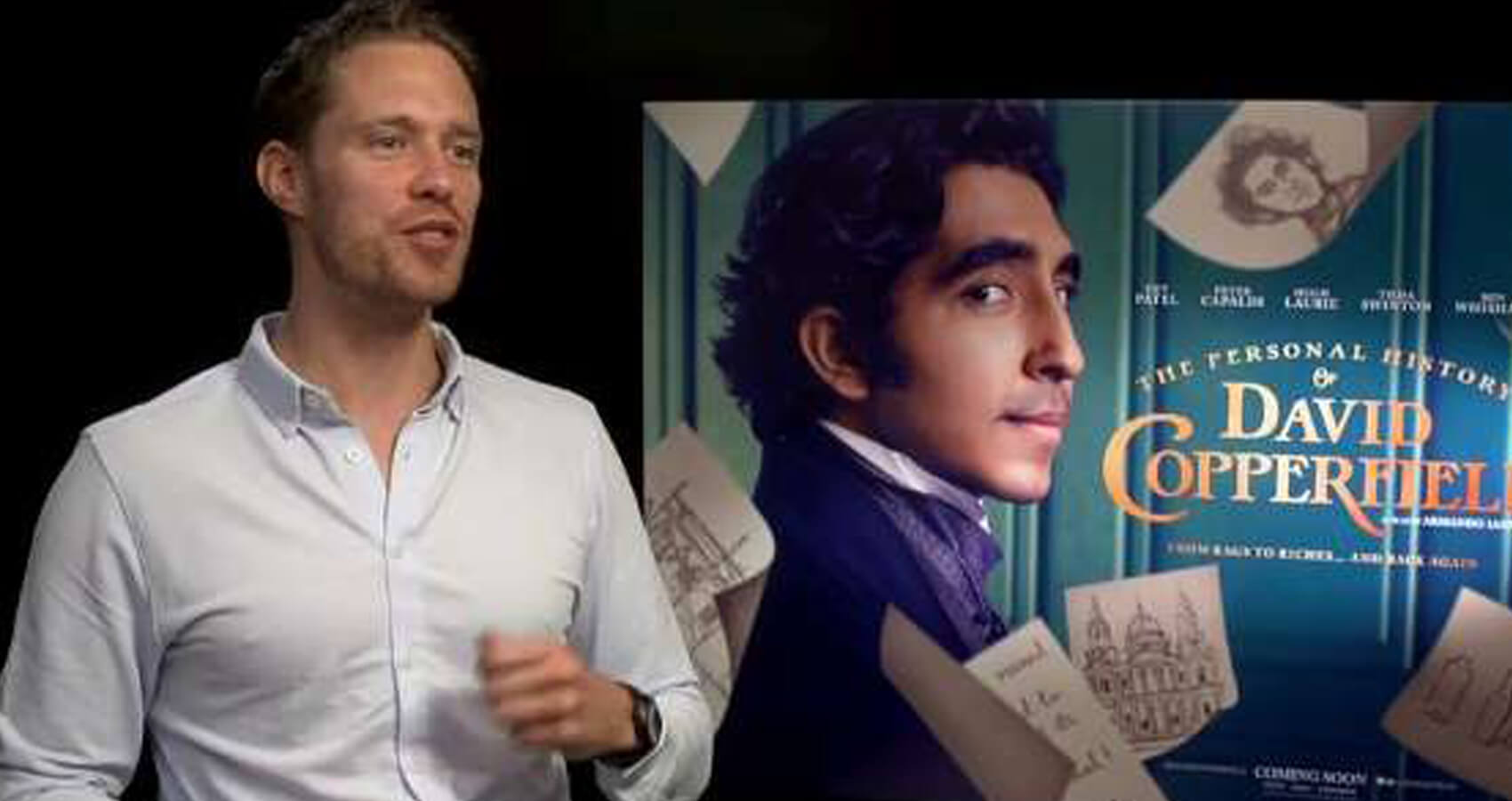 Dev Patel Gives A Radical Retelling Of Dickens' Classic