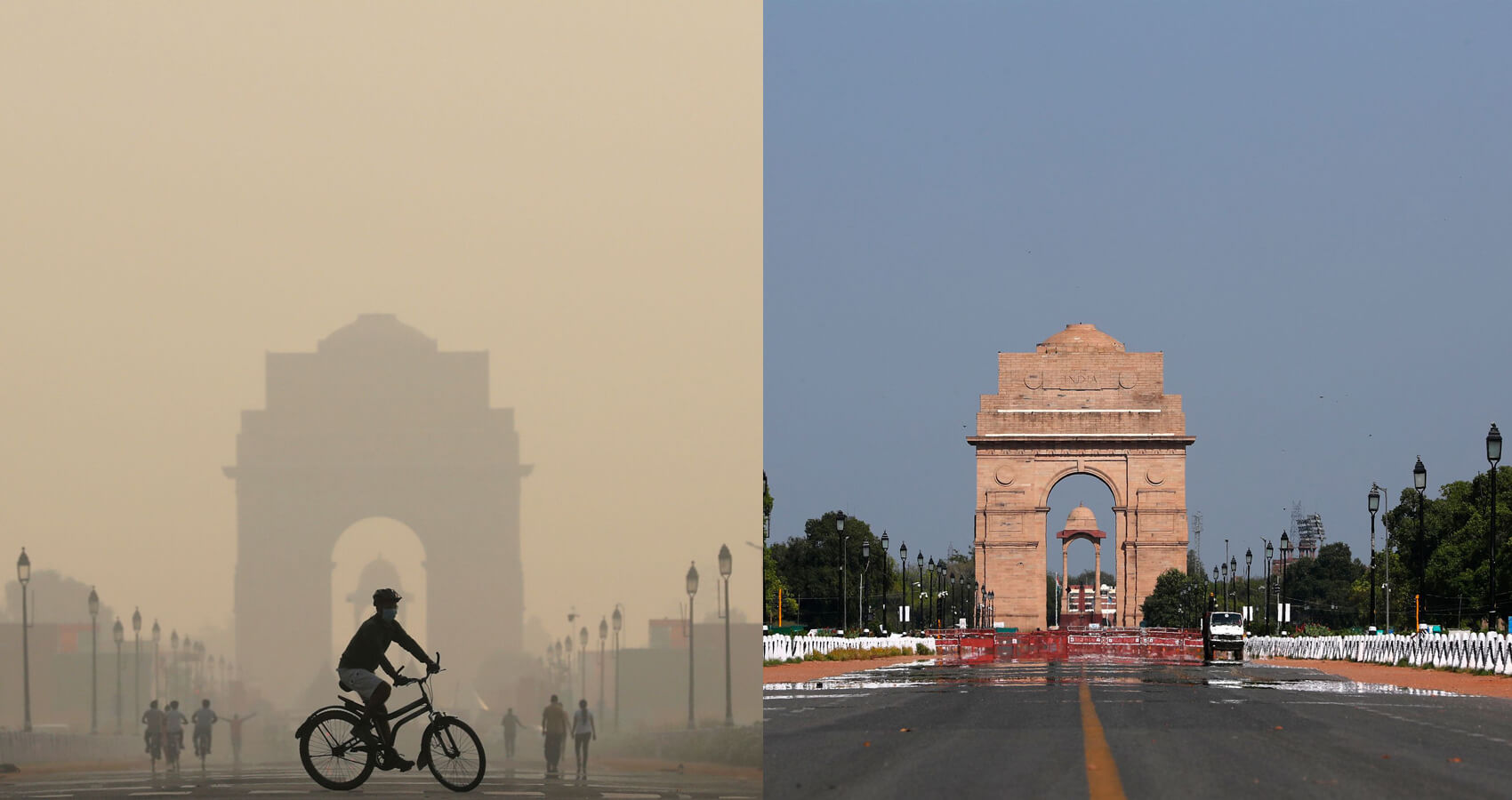 Is Delhi, The World's Most Air Polluted Capital In The World?