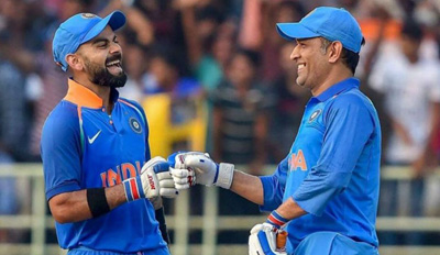 MS Dhoni Will Captain ICC Men's ODI, T20I Teams Of The Decade, Kohli To Lead Tests