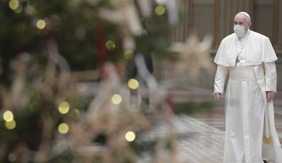 Pope Urges Coronavirus Vaccine Access For All