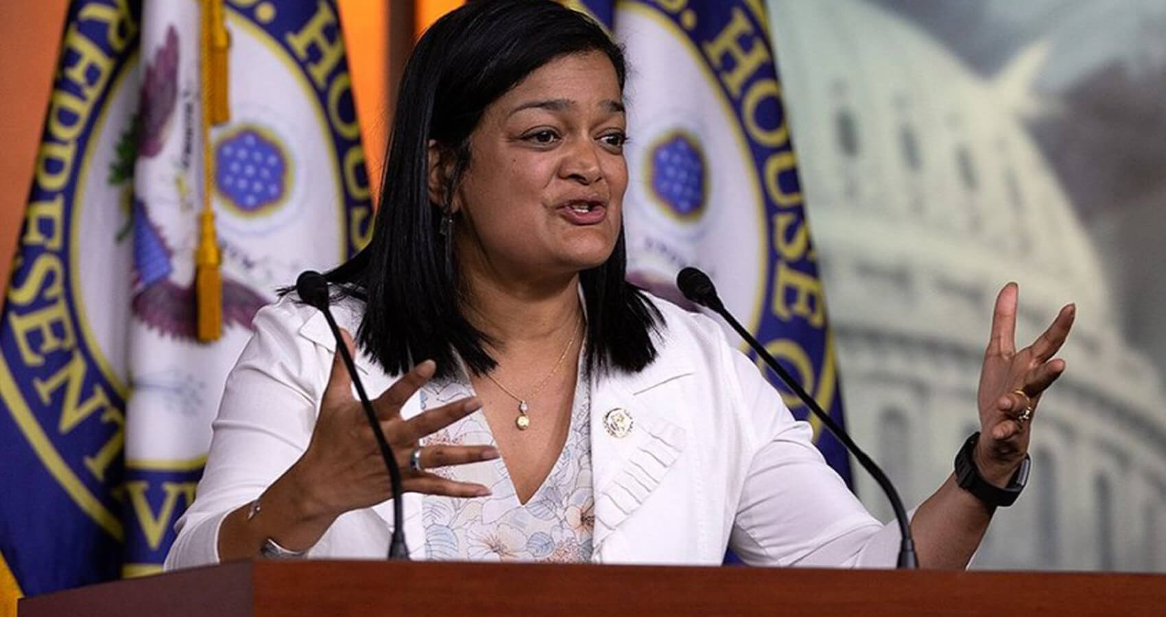 Congresswoman Jayapal Elected Chair of Congressional Progressive Caucus