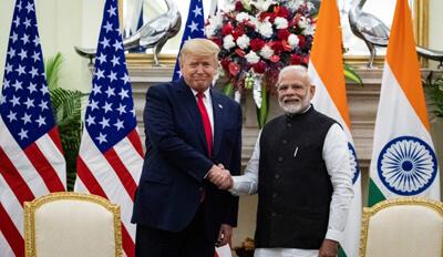 Trump Honours Modi With Legion of Merit Award