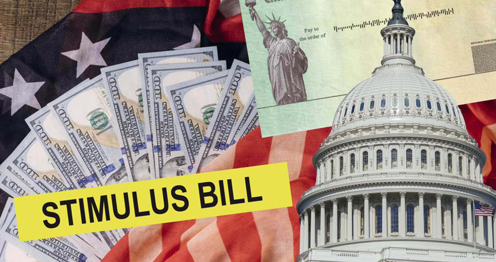 With Congress Approving Stimulus Bill, When Will You Get A Second Stimulus Check?