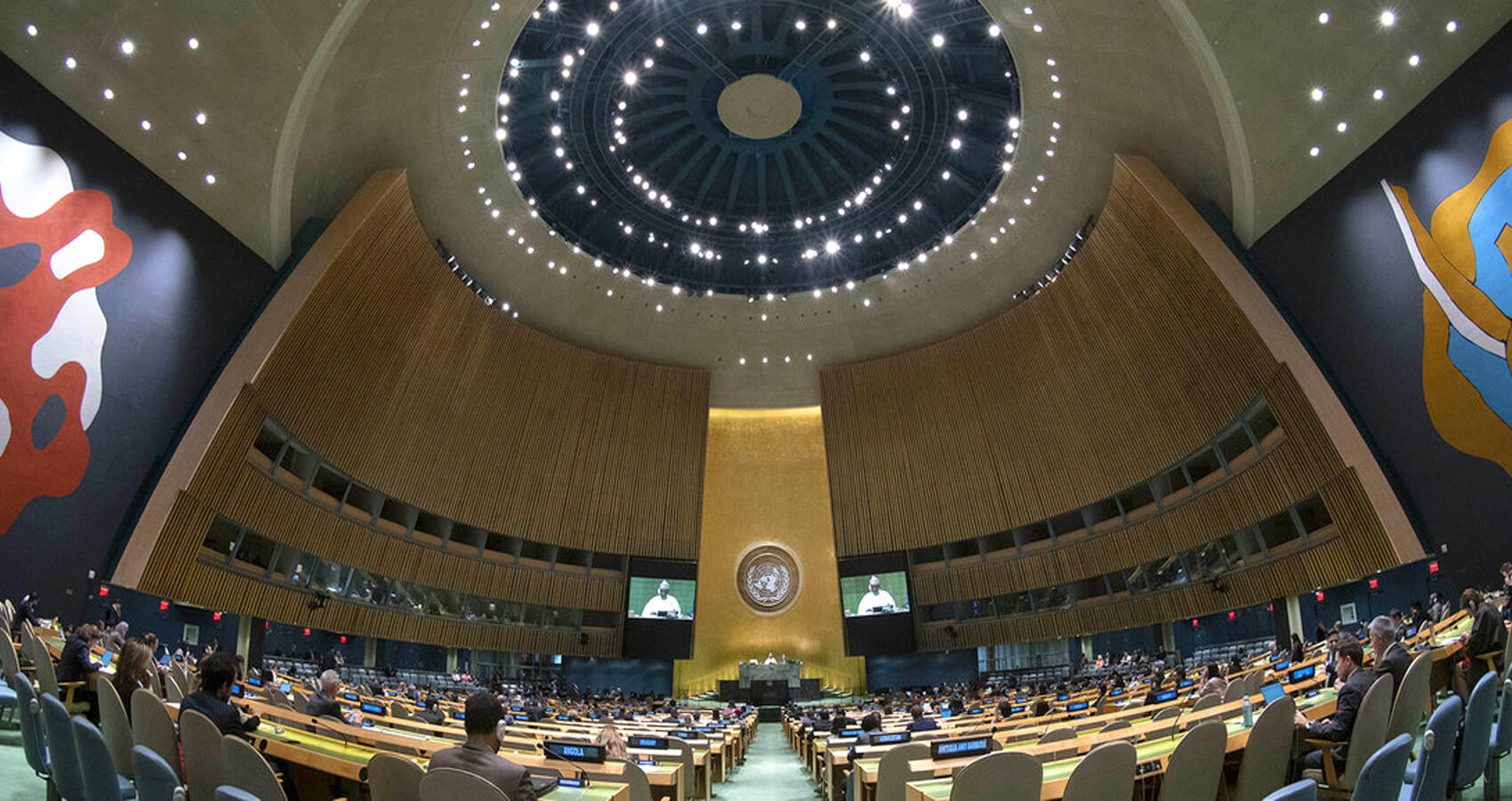 UN Special Session on COVID-19 To Begin This Week