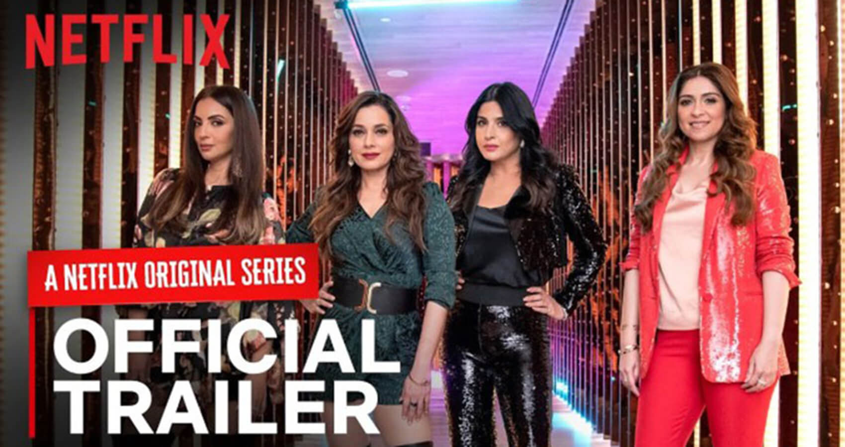 Karan Johar's 'Fabulous Lives'premiers On Netflix