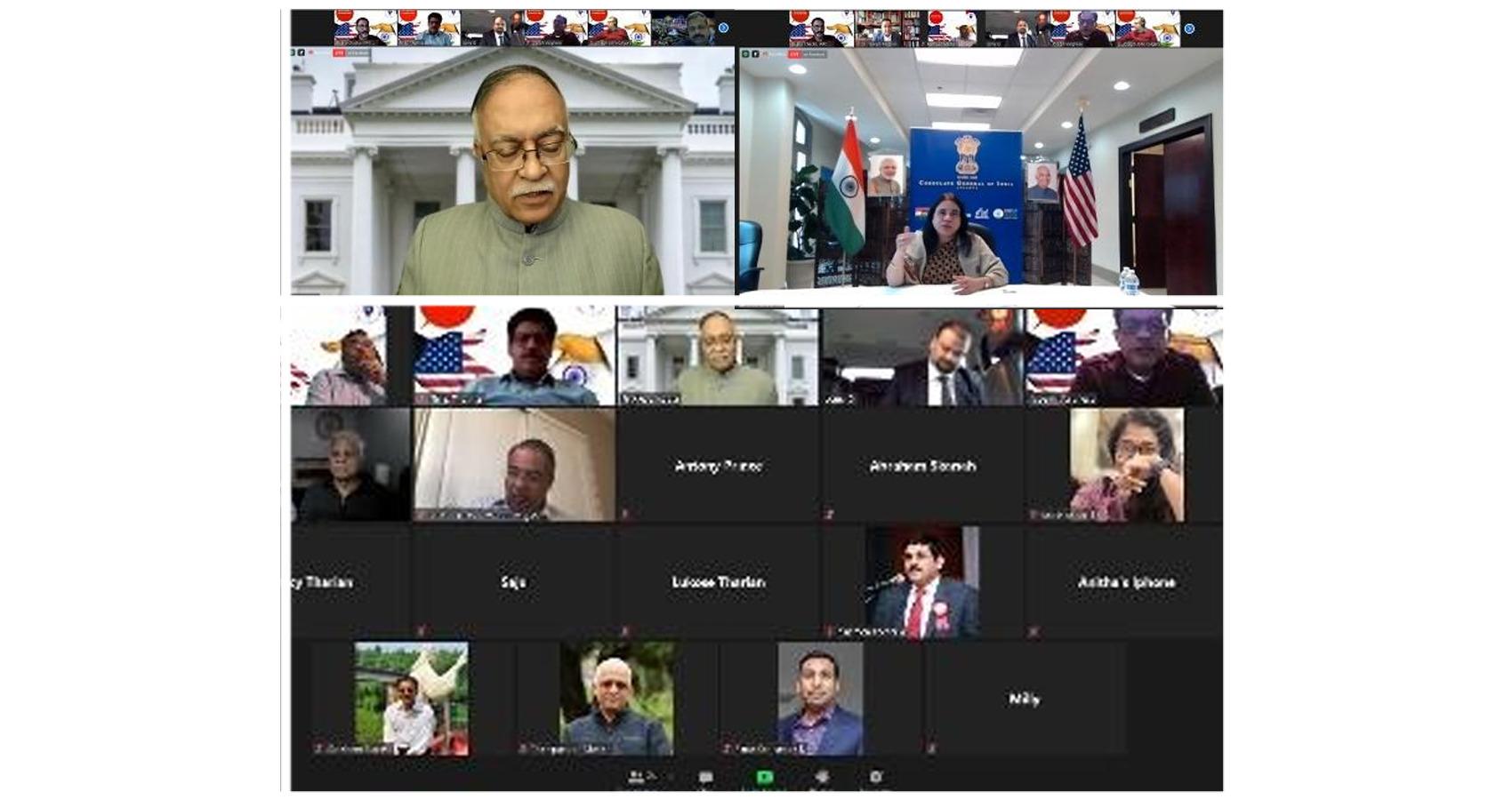 IAPC Atlanta Chapter Initiates Discussion on Pravasi Issues