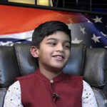 8-Year-Old Indian Boy In Johns Hopkins 'Brightest Students In The World' List