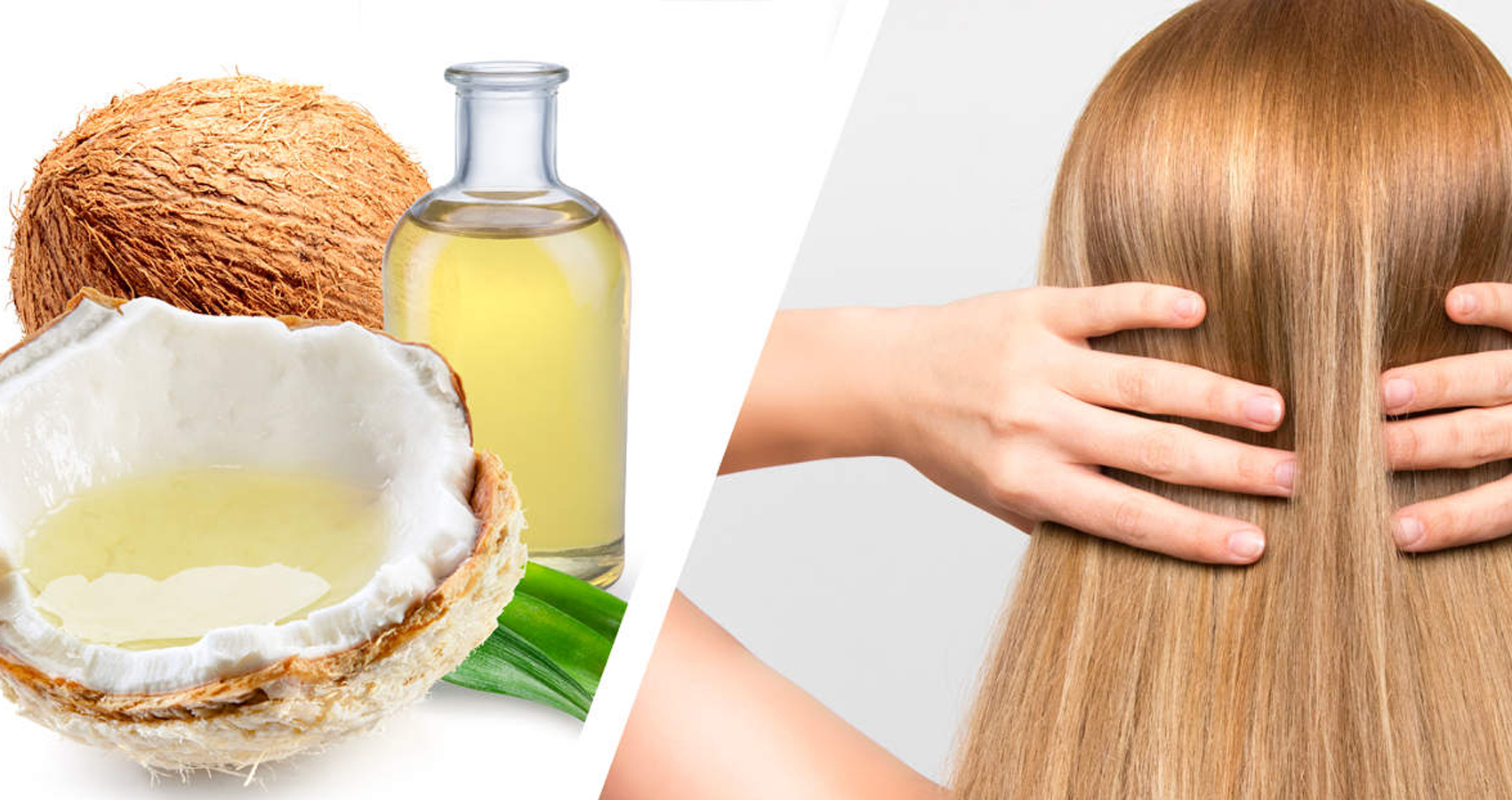 Coconut Oil Is The Best Hair Oil