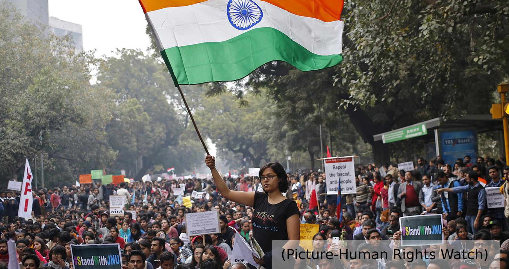Freedom Of Expression Under Stress In World's Largest Democracy