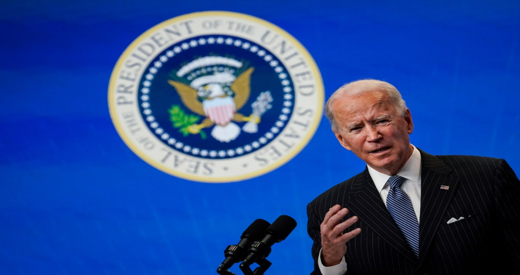 Joe Biden Unveils Plan To Help 11Million Immigrants Obtain Permanent Status