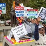 Mahatma Gandhi Statue Destroyed In California; NRIs Plan Car Rally Protest