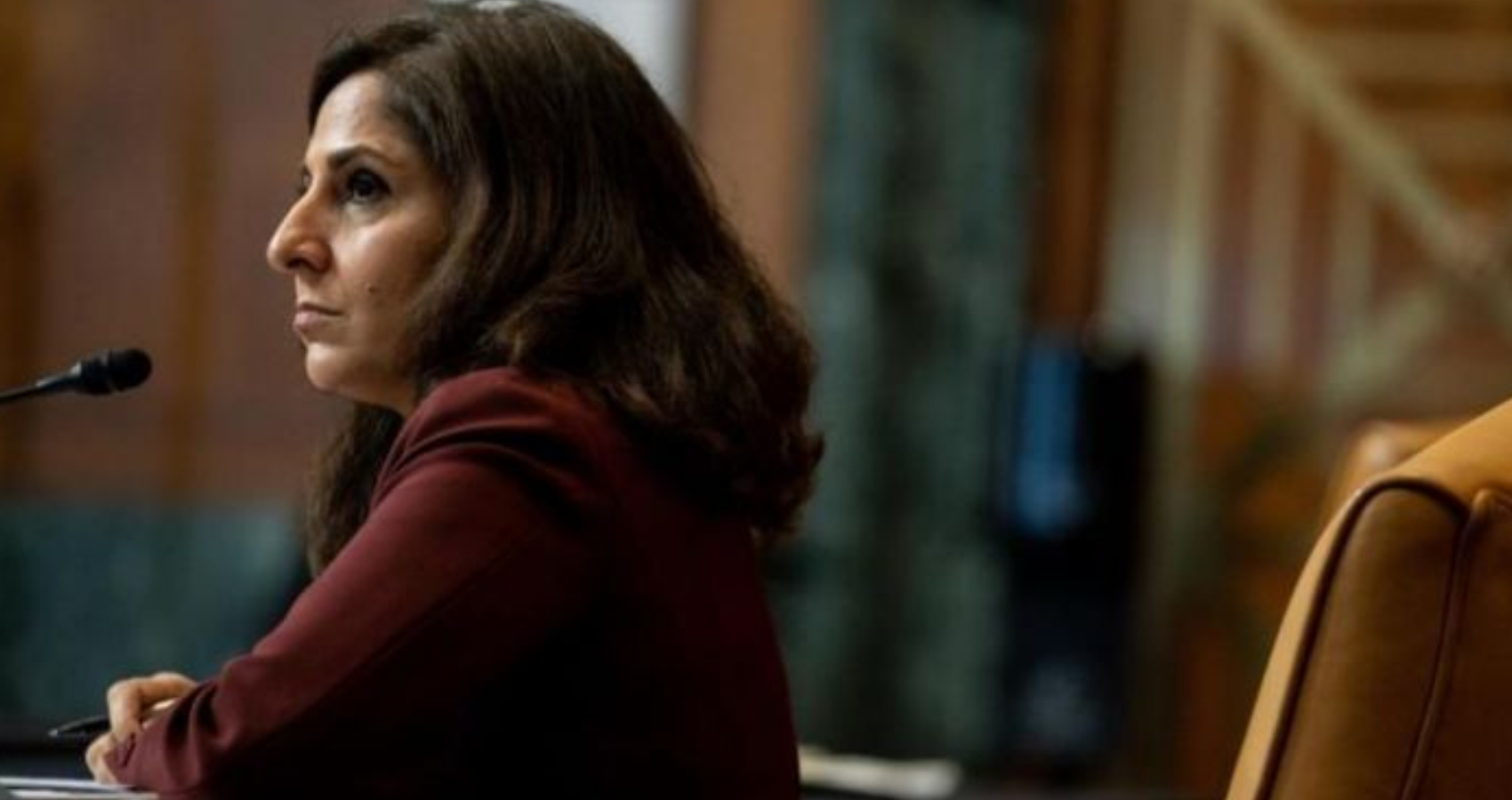 Neera Tanden, Biden's Nominee For US Budget Office Runs Into Senate Opposition