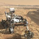 Rover Touches Down On Mars In Search Of Past Life Form