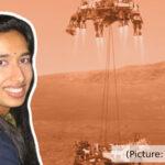 Swati Mohan At NASA's Perseverance Rover Mission