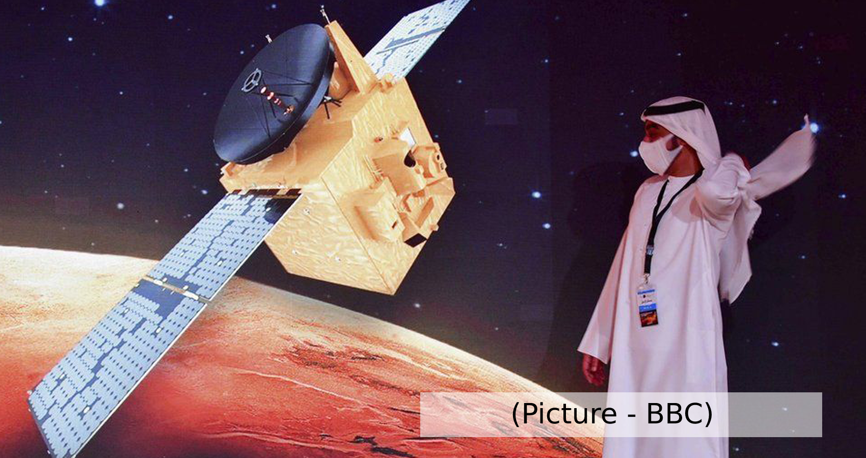 UAE's Historic Mission To Mars