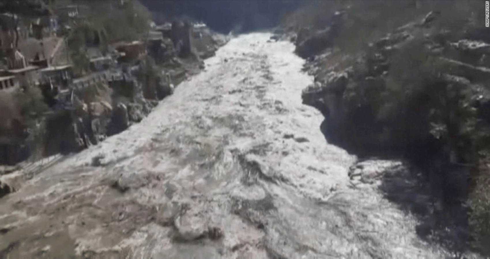 Uttarakhand-Glacier-Bursts-Disrupts-Life-Many-Die-Dozens-Missing