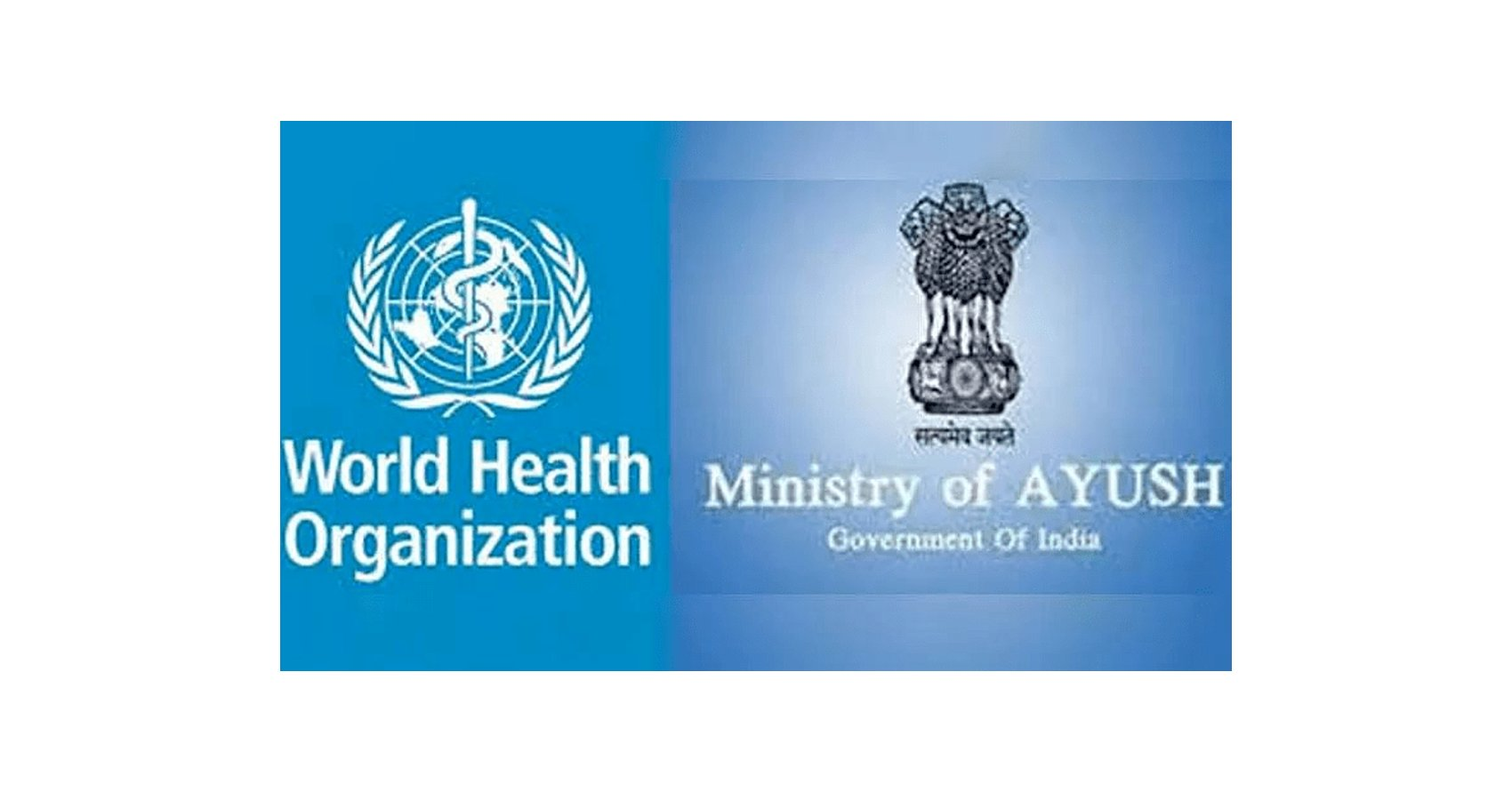 WHO-AYUSH Ministry Of India Sign Deal On Traditional Medicine