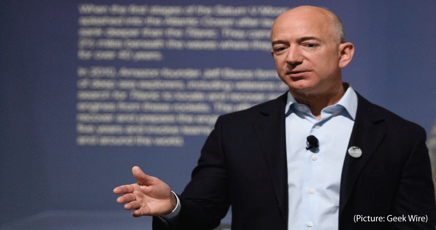 Who Will Replace Jeff Bezos After He Steps Down As Amazon Chief Executive