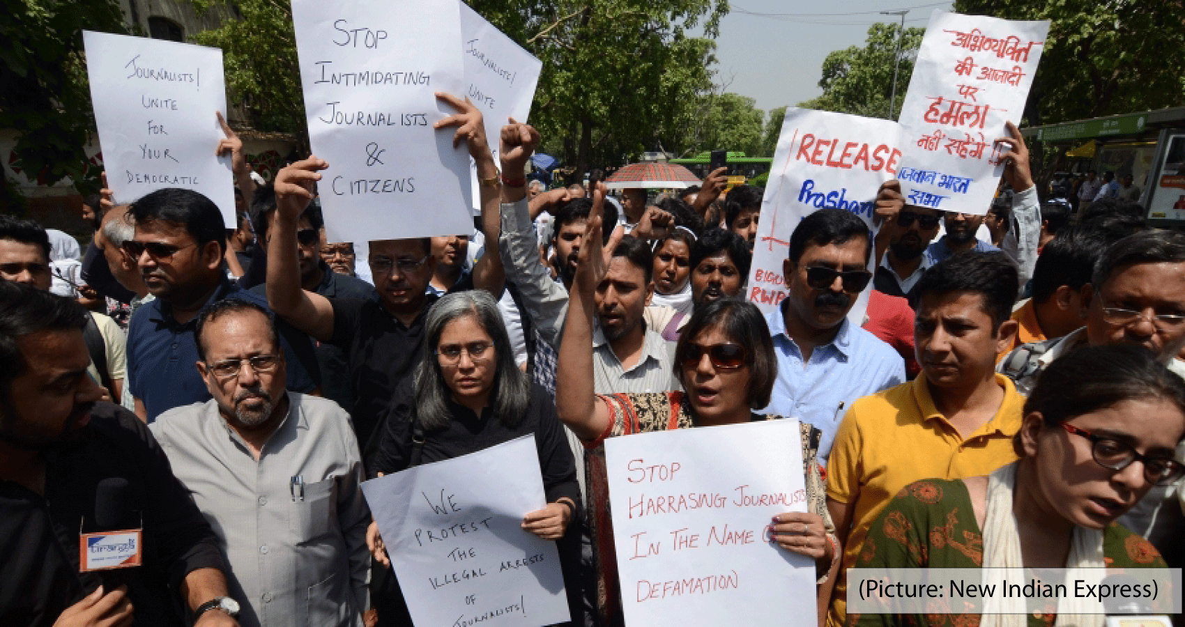Why Journalists In India Are Under Attack