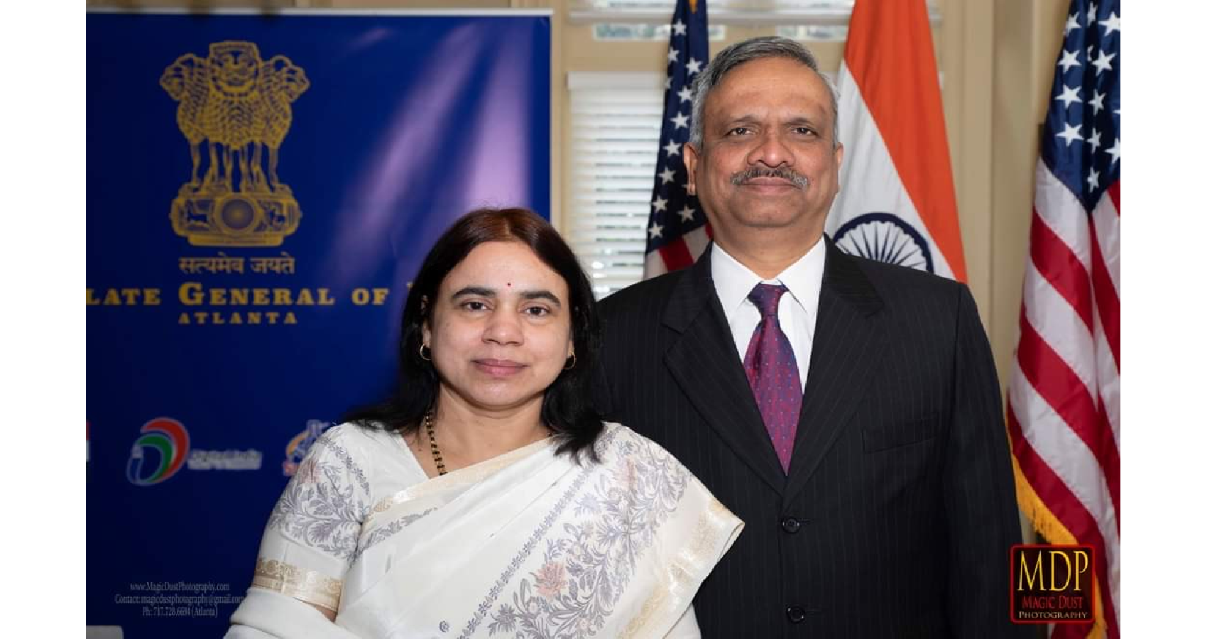 New Face Of Great Indian Economy:  An Exclusive Interview with DR. Swati V Kulkarni Consulate General Of India at Atlanta