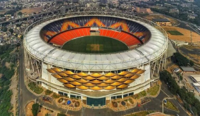 Renaming World's Largest Cricket Stadium After PM Modi, Elicits Criticism