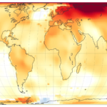 2020 Saw 1.2 Degrees Celsius Rise In Global Temperature
