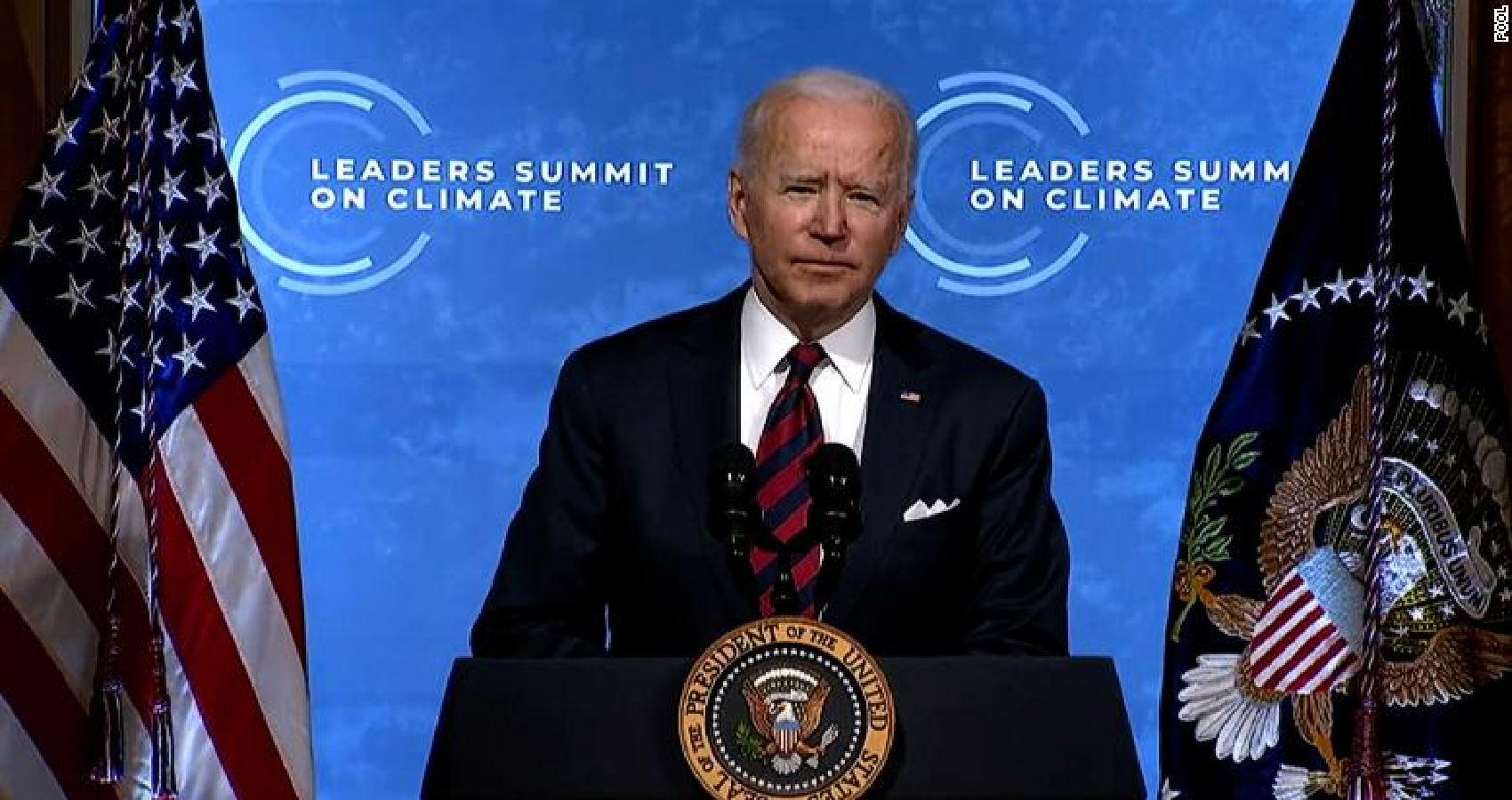 For Biden's Climate Summit To Make Progress, There Is Need to Involve the World