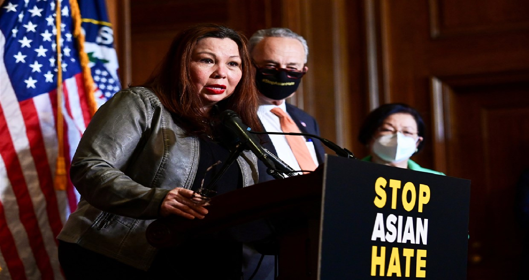 Responding To Wave Of Violence Against Asian Americans, US Senate Passes Bill