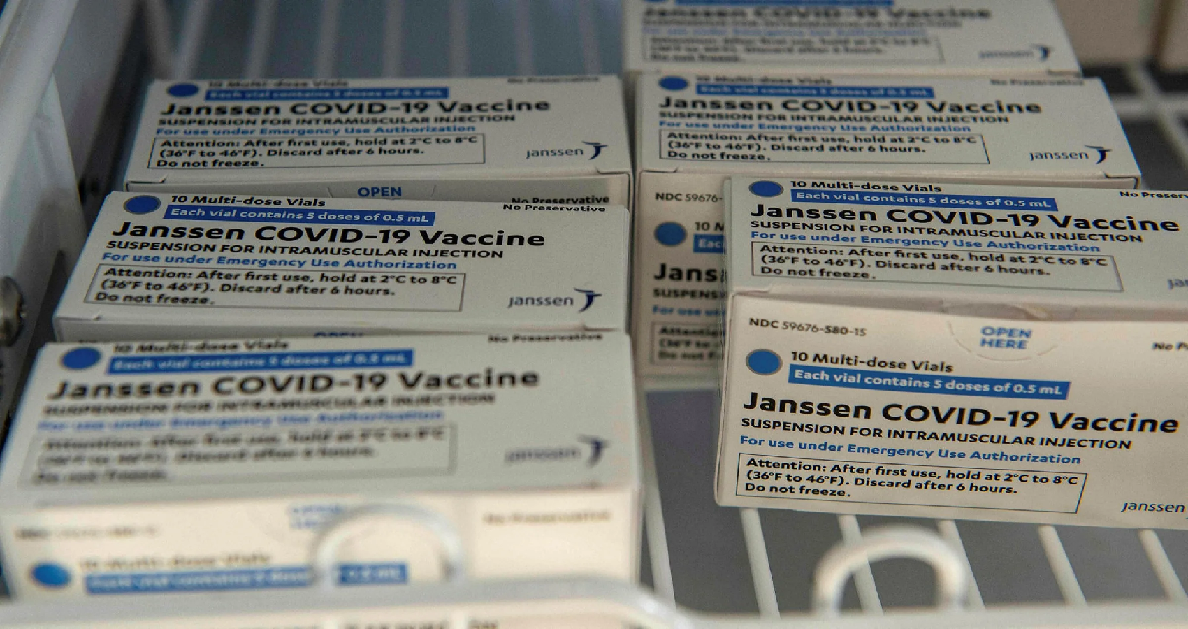 US Halts Johnson & Johnson Vaccinations After Rare Clotting Cases