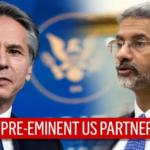 Jaishankar, Blinken Work Together Enhancing India-US Collaboration