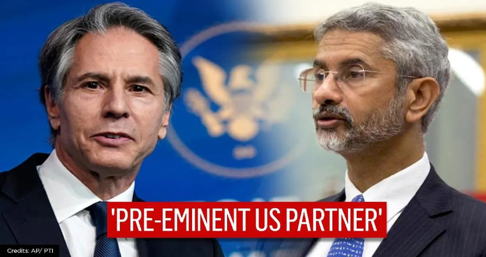 Jaishankar, Blinken Work Together Enhancing India-US Collaboration