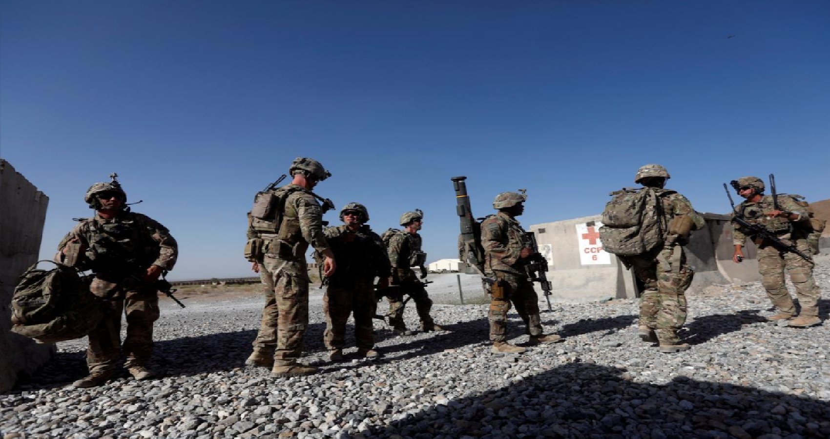 US Withdrawal From Afghanistan Raises Fears Of Renewed Violence