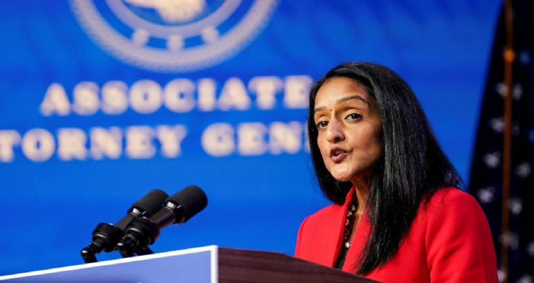Vanita Gupta Confirmed as Associate Attorney General, the Third-Highest Position at the US Department of Justice