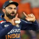 Kohli Named Wisden Cricketers' Almanack's ODI Player Of The Decade