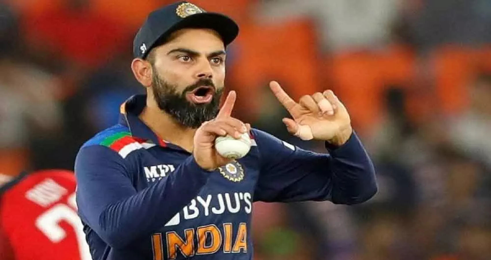 Kohli Named Wisden Cricketers' Almanack's ODI Player Of The Decade