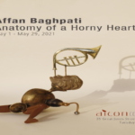 Affan Baghpati's Solo Exhibition, Anatomy Of A Horny HeartIn New York