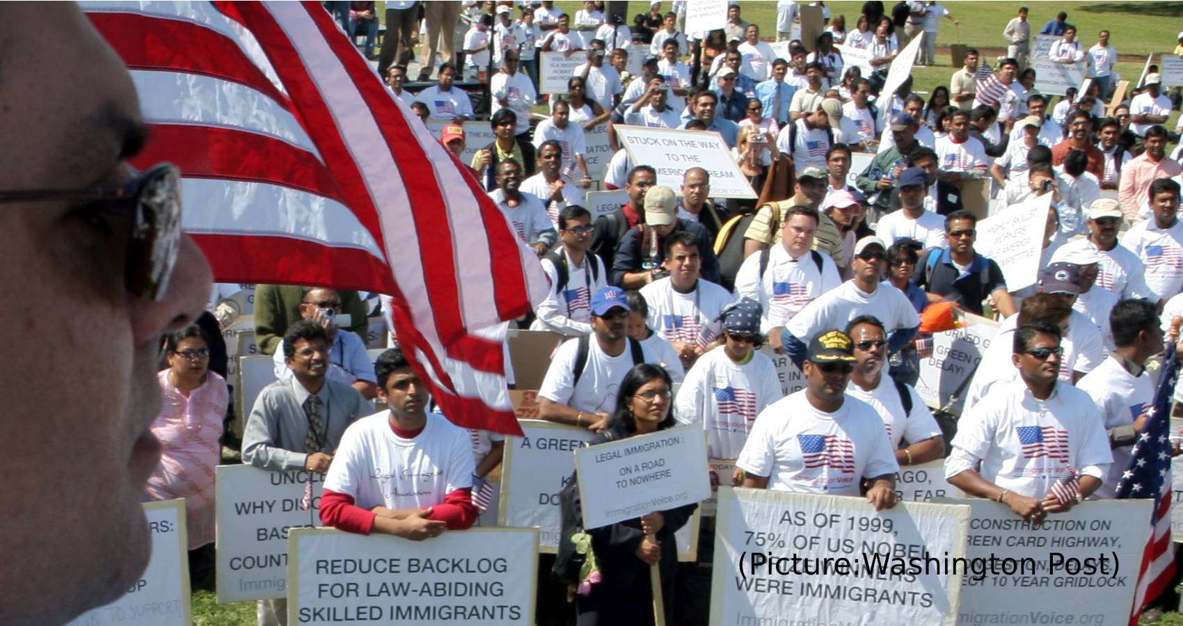 Will Biden Deliver Green Cards To Indian American Physicians? NRI Doctors Organize Protest Rally In DC