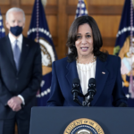 Kamala Harris Steps Into Role As A Voice For Asian Americans