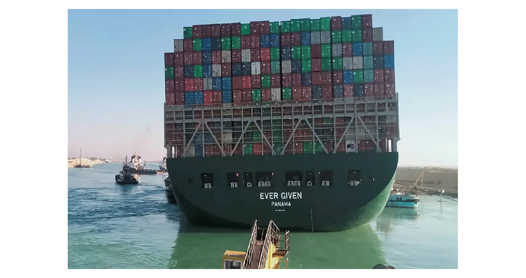 Ship Stuck In Egypt's Suez Canal Rescued, Reopening Waterway Trade