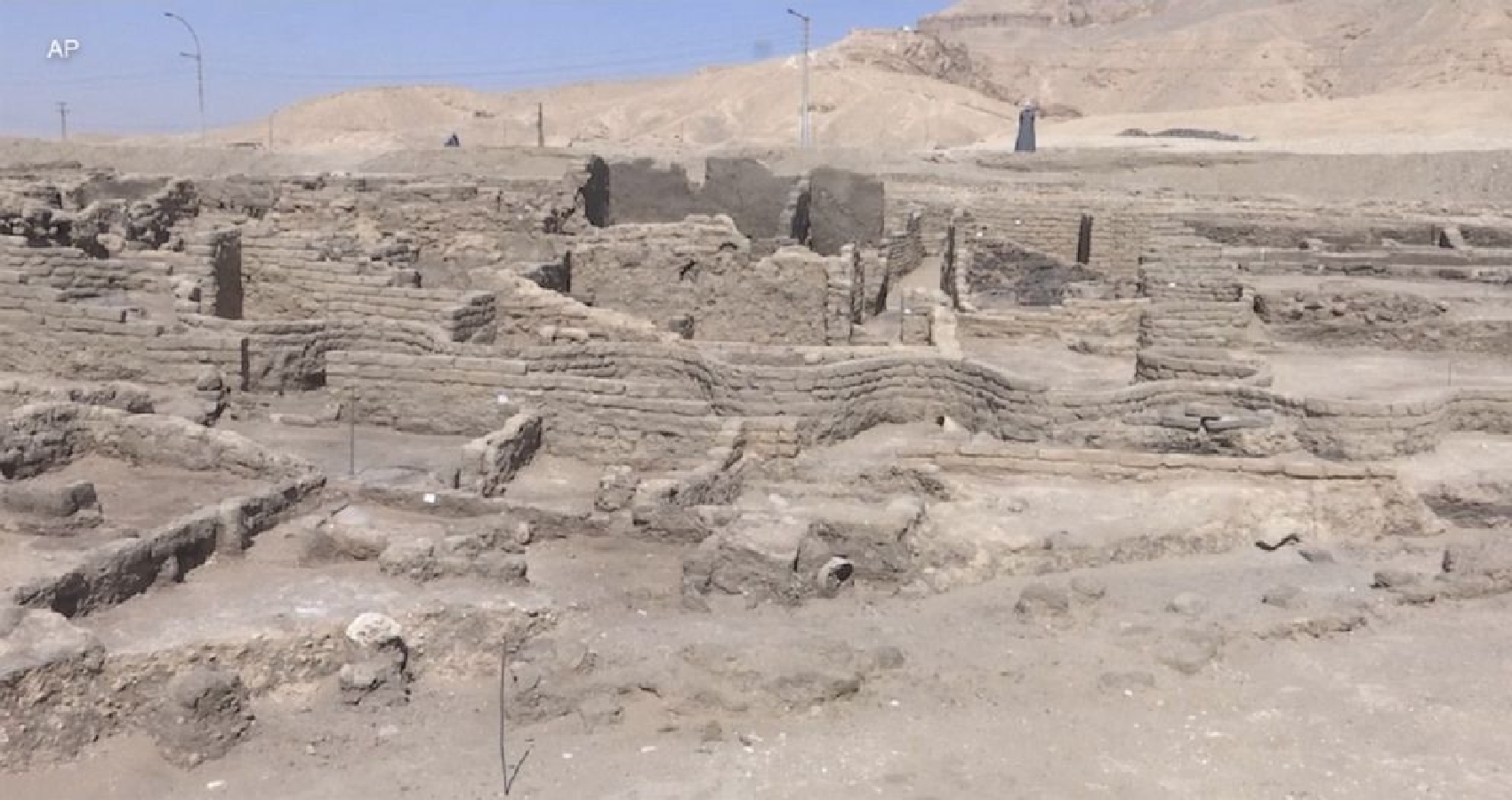 A 3,000-Year-Old 'Lost Golden City' Has Been Unearthed In Egypt
