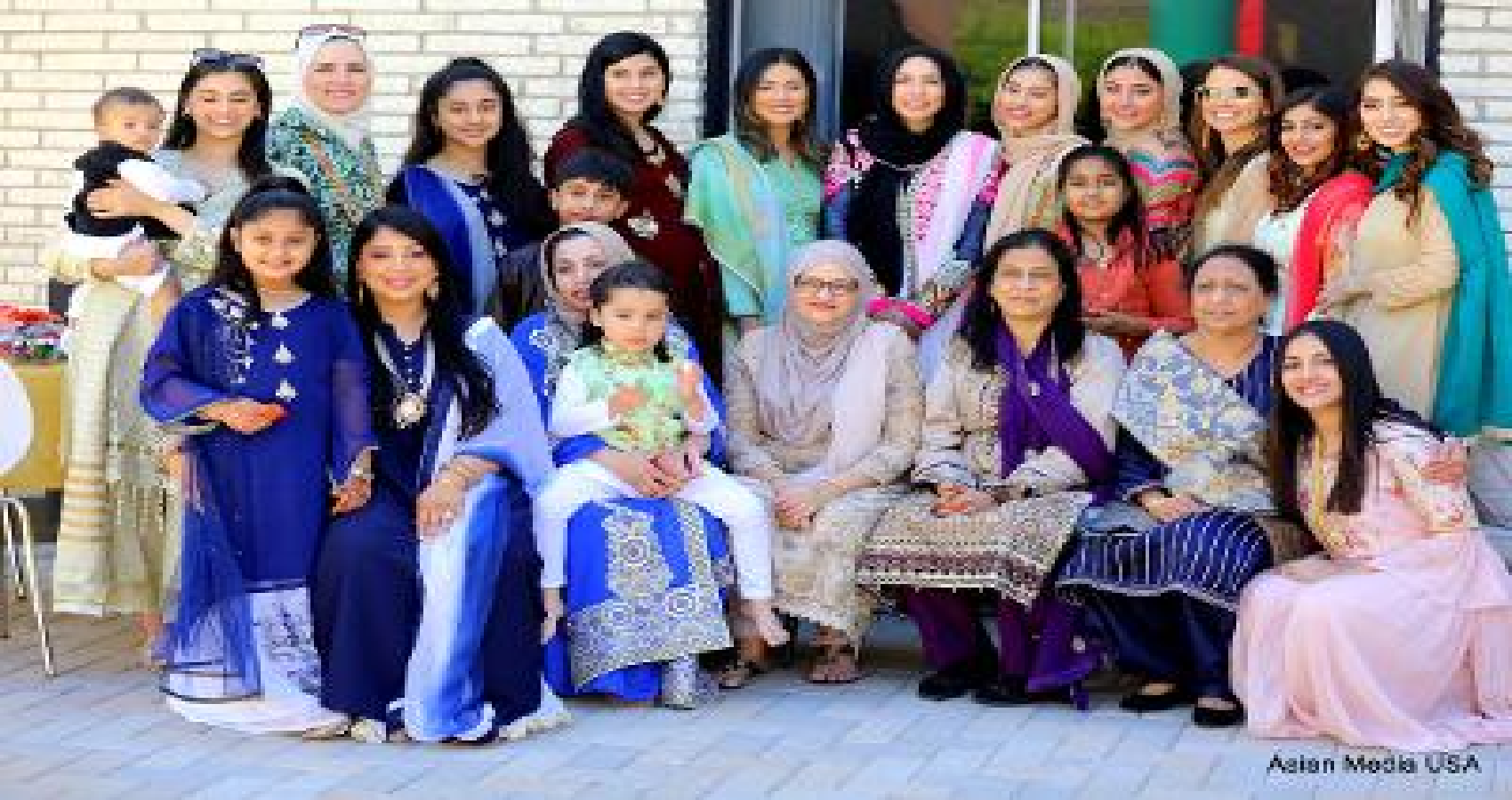 Chicago's Community Stalwart Iftekhar Shareef Hosts EID Reception