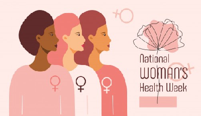 During National Women's Health Week, May 9-15: Top Tips for Women Who Do it All!