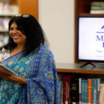 """Dr. Manju Sheth's Interview With Chitra Banerjee Divakaruni Candid Conversations Featured on UNN.COM From """"Chai with Manju"""""""