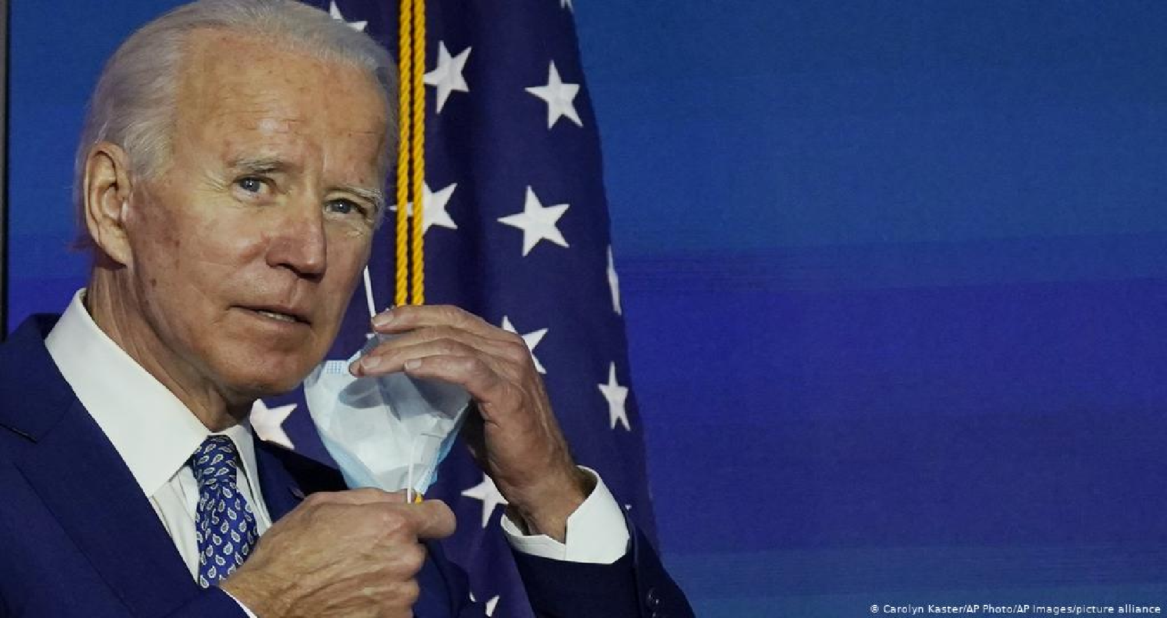 """We're Helping India Significantly,"" President Biden Says"
