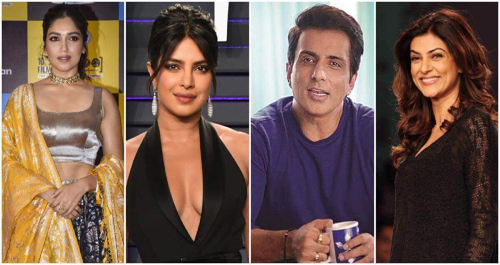 Several Bollywood Celebrities Lead Relief Activities For COVID-19 Crisis In India