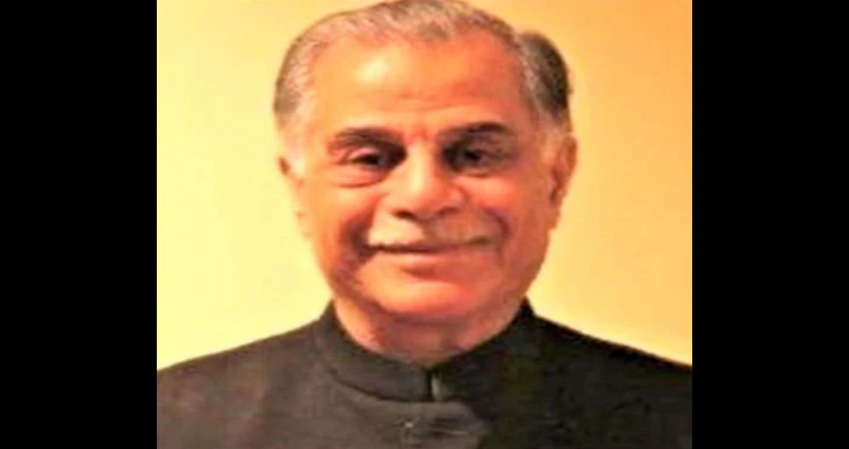 Shiv Kapuria Passes Away At 82